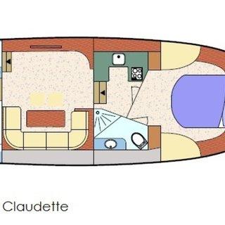 CLAUDETTE 38 XL 12.20 Meter